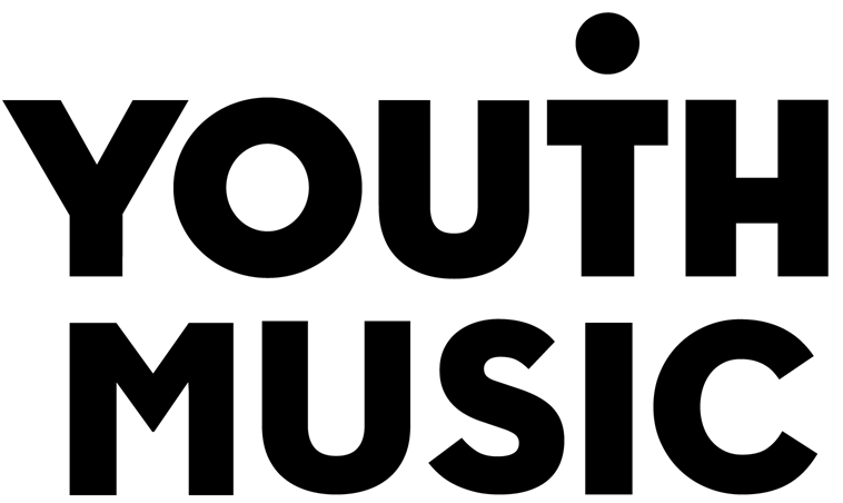 Official logo of Youth Music Fund